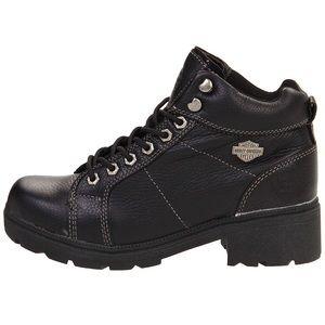 Harley Davidson Tyler Lace Chukka Boots